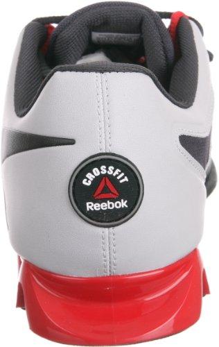 8aa8edbba7df Reebok - Mens R Crossfit Lifter Steel Gravel Black R Lowtop Shoes